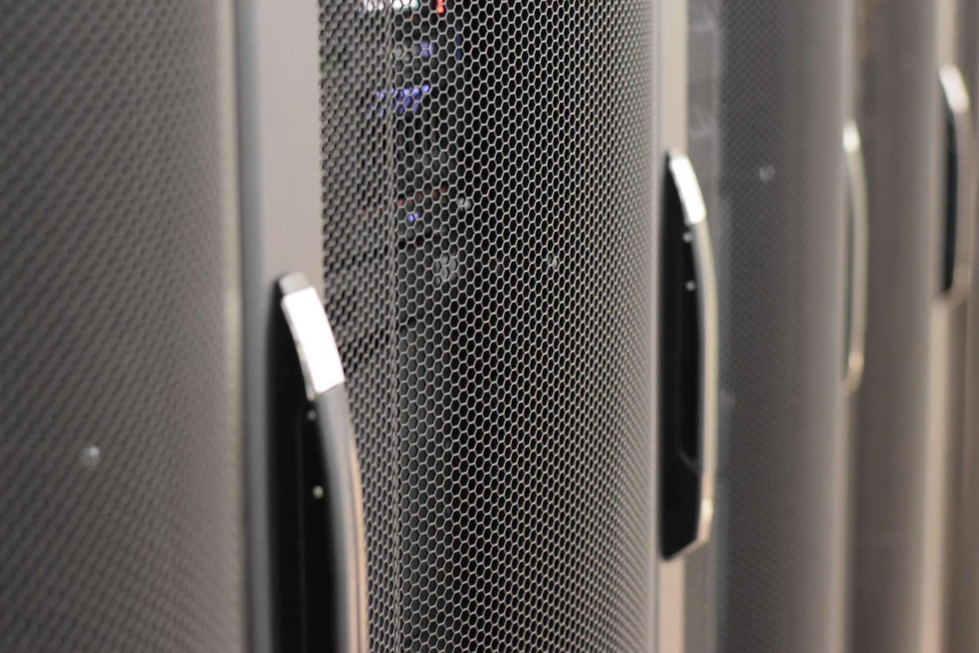 OMNIconnect racks